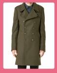 abrigo militar hombre