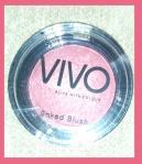 vivo cosmetics colorete cocido
