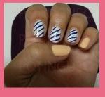 finalizado nail art