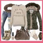 outfit otoño-invierno 2013