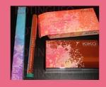 sombra y colorete kiko
