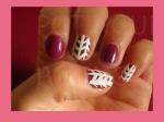 trazado uñas