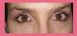 ojos intensos