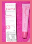 crema facial depilatoria