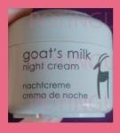 crema leche de cabra