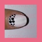 puntos negros uñas