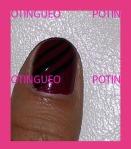 nail art lineas negras