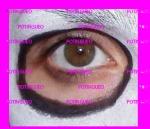 delimitar ojo negro