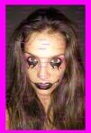 muñeca diabolica halloween
