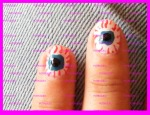 nail art halloween original