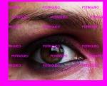 ojera sombra rosa