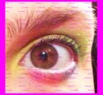 ojo fantasia