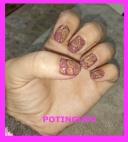 nail art rosa y amarillo.jpg