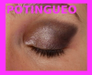 Sombra rosa brillo
