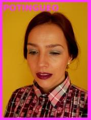 Maquillaje terminado 2